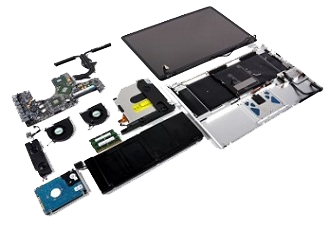 notebook-parts