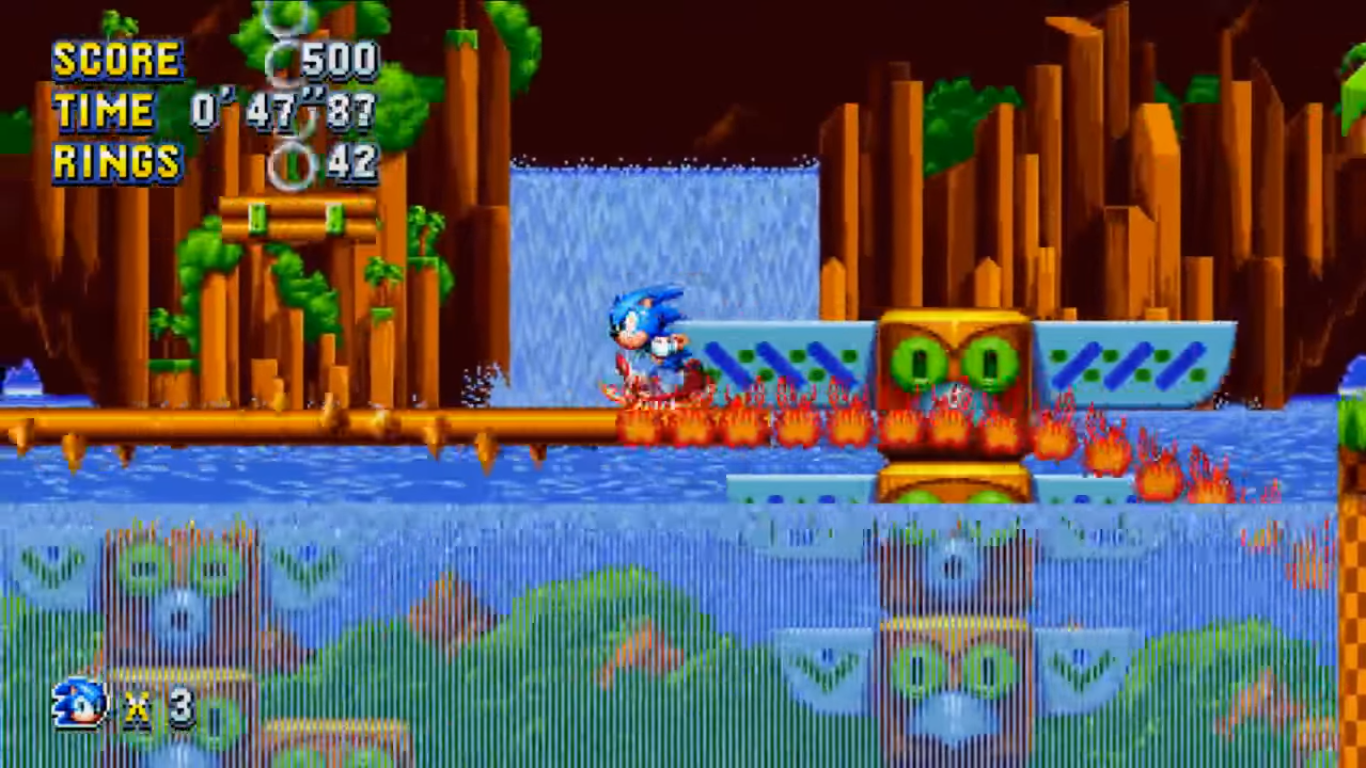 Sonic Mania Sonic Vuelve A Green Hill Zone Noticias Laptec